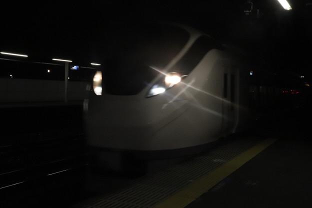 常磐線 E657系 69M 特急ときわ69号 勝田 行 2021.01.12