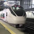 常磐線 E657系K14編成 69M 特急ときわ69号 勝田 行 2021.01.12