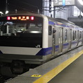 Photos: 水戸線 E531系3000番台K554編成 757M 普通 友部 行 2021.01.12