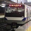 Photos: 水戸線 E531系3000番台K554編成 757M 普通 友部 行 2021.01.12 (2)
