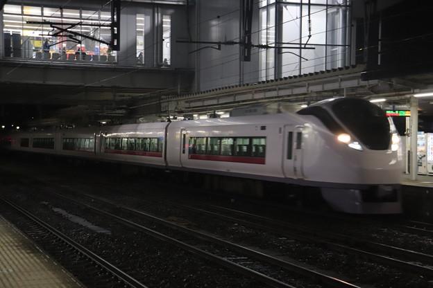 常磐線 E657系 22M 特急ひたち22号 品川 行 2021.01.12