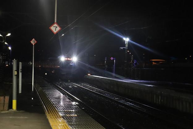水戸線 E531系K412編成 回8725M KY出場回送 2021.01.12