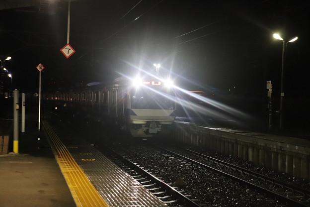 水戸線 E531系K412編成 回8725M KY出場回送 2021.01.12 (1)