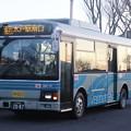 関東鉄道 1987MT 水戸200か2087 直行 水戸駅南口 行 2021.01.04