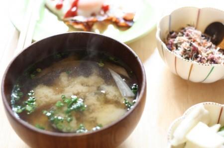味噌汁と目玉焼きの文化