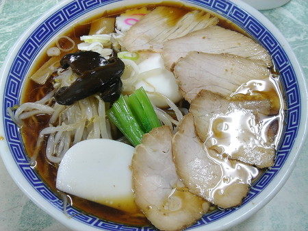 福寿の「上五目ラーメン」770円