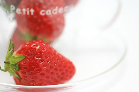 佐賀の苺ですよ
