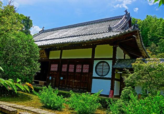 浄住寺本堂