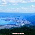 Photos: 叡山山頂から