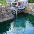 琵琶湖疎水取水口