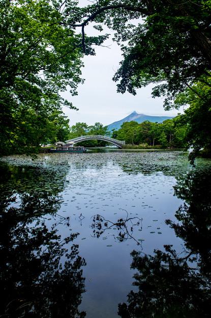 北海道 七飯町 大沼公園