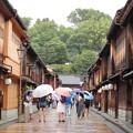 写真: 金沢 ひがし茶屋街