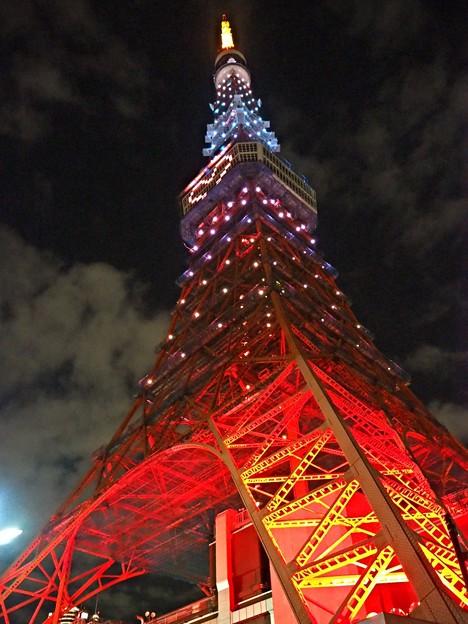 東京タワー 日本電波塔
