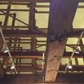 天井の構造が、、、
