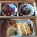 奥琵琶湖/尾上温泉「紅鮎」朝食