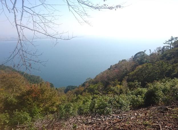恋人の聖地~奥琵琶湖パークウエイ