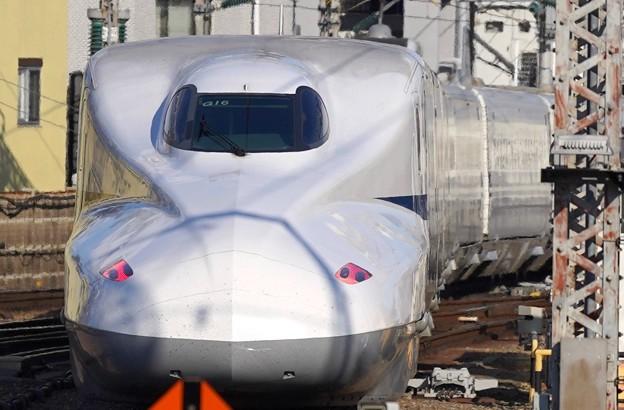 新幹線 新大阪駅