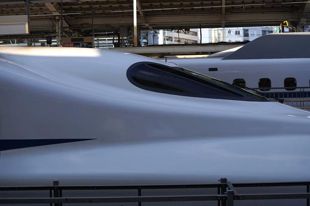 新幹線(新大阪駅)
