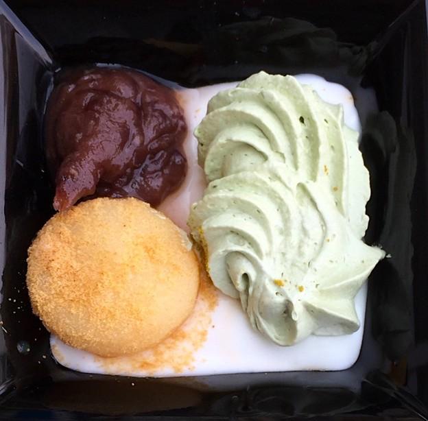 宇治抹茶の和ぱふぇ  100円