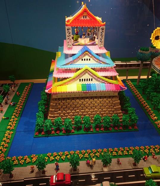 レゴ大阪城