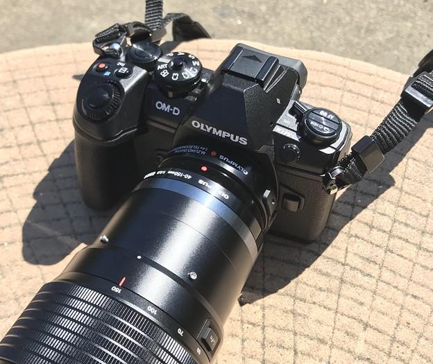 新しくカメラ導入
