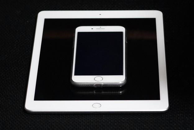 iPhone on iPad