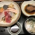 Photos: 海鮮ちらし寿司定食