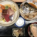 海鮮ちらし寿司定食