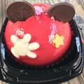 Photos: ミッキーマウス ベリー&チーズ 419円