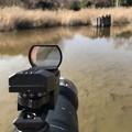 Photos: 池で
