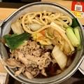 Photos: すき家すき鍋定食