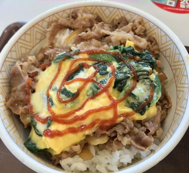 Photos: オム牛