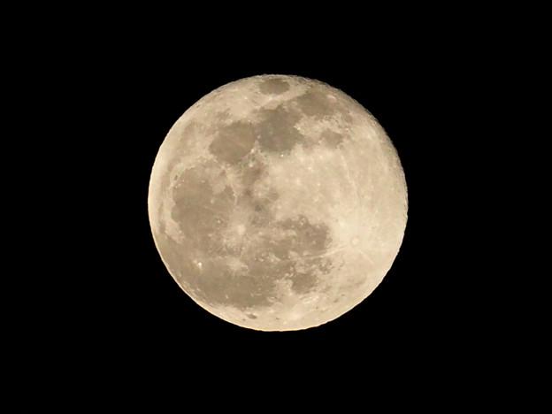 S moon