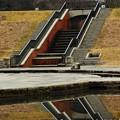 Photos: 水中への階段