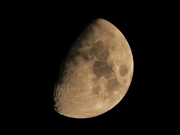 月の輝く夜に・・・