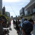写真: 深川住吉会のスピードキング大会
