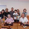 仙台から義妹と横浜の姪が来てくれて