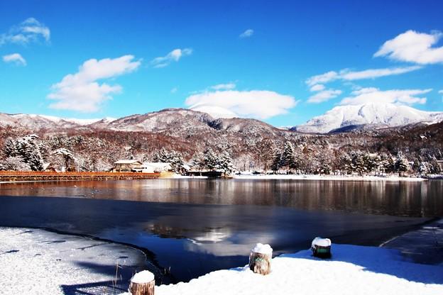 Photos: 蓼科湖
