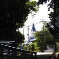 写真: 豊田市内で~♪