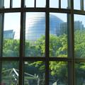 写真: 美術館からプラネタルームが~♪