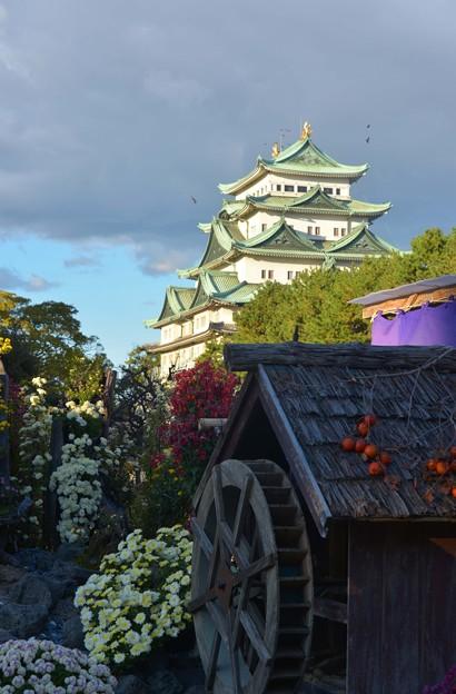 Photos: ミニュチュアとお城と~♪