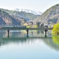 Photos: 春の錦秋湖3