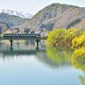 春の錦秋湖2