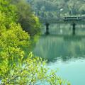 Photos: 春の錦秋湖1