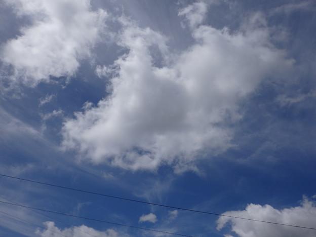 8月18日の空