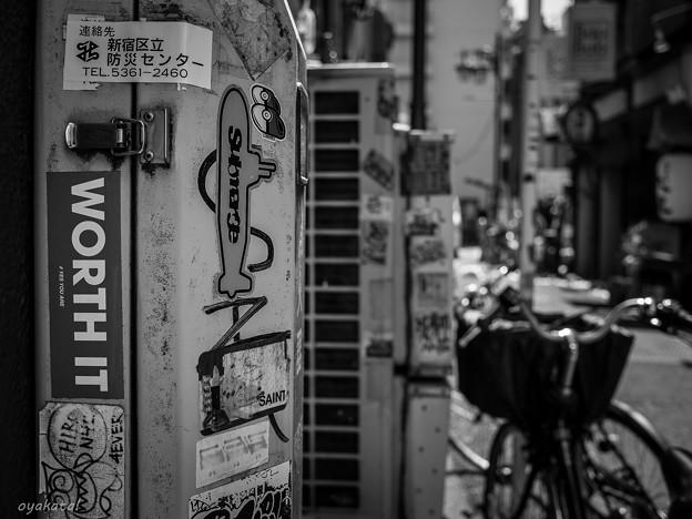 Photos: G300331-新宿三丁目4