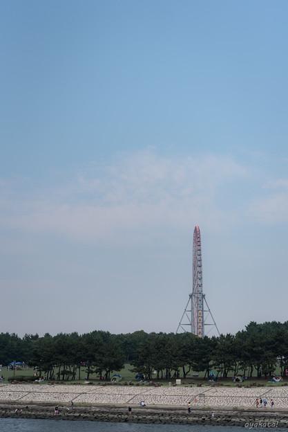 Photos: 300716-葛西臨海公園7