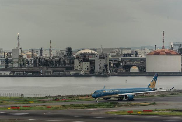 写真: 300901-羽田空港17