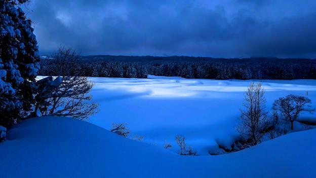 ~幽玄雪景~