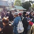 写真: 大阪天満宮 鷽替え神事